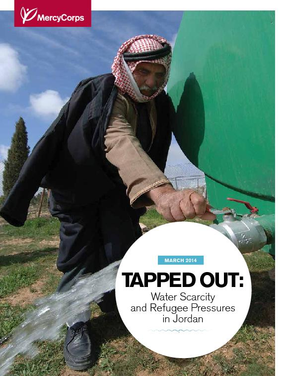TAPPED OUT:Water Scarcity and Refugee Pressures