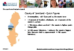 The county and the County Council PowerPoint PPT Presentation