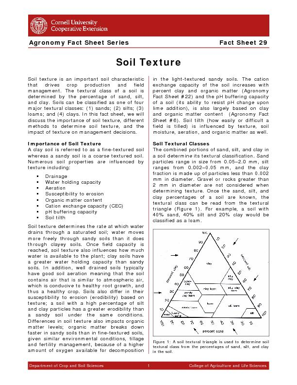 Soil quality agronomy technical note no 11 pdf document for Soil quality indicators