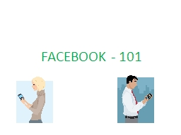 FACEBOOK - 101 PowerPoint PPT Presentation