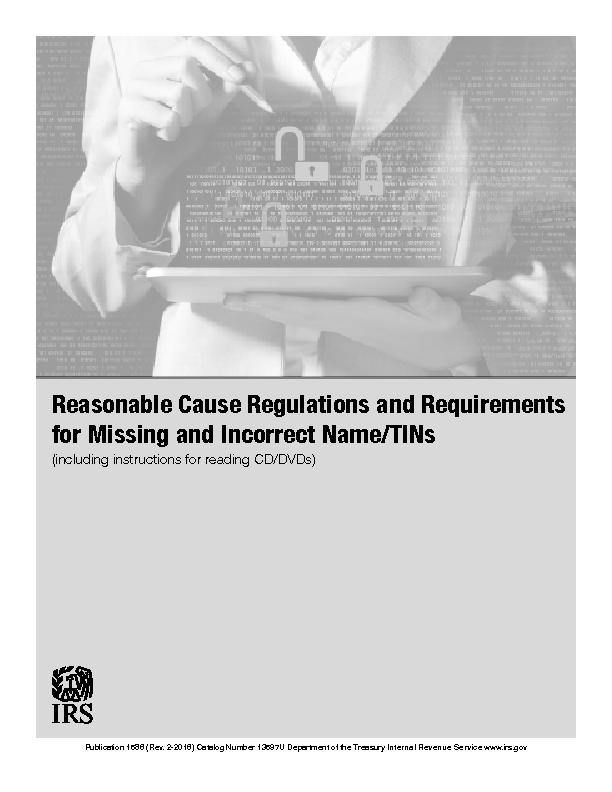 Reasonable Cause Regulations and Requirements