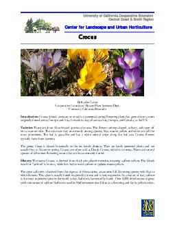 University of California Cooperative Extension Central Coast  South Re