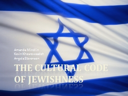 The Cultural Code of