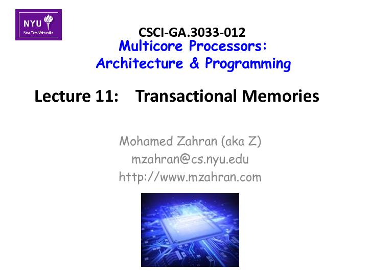 Architecture & Programming PowerPoint PPT Presentation