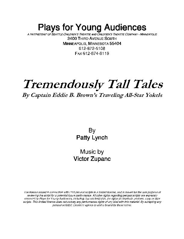 Tremendously Tall Tales