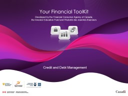 Credit and Debt Management PowerPoint PPT Presentation