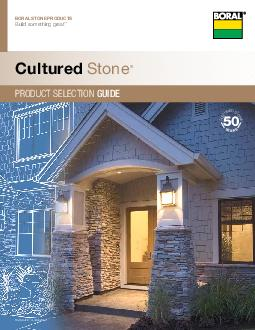 PRODUCT SELECTION GUIDE Cultur ed ton   BORAL STONE P RO DUC TS Build something great Fog Southern Ledgestone  Cultured Stone Product Selection Guide The product colors you see are as accurate as cur PowerPoint PPT Presentation