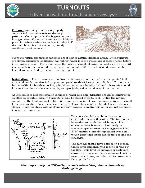 ~diverting water off roads and driveways~ PowerPoint PPT Presentation