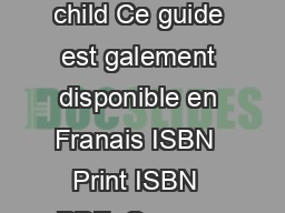 What you should know if you are a non parent applying for custody of a child Ce guide est galement disponible en Franais ISBN  Print ISBN  PDF  Queens Printer for Ontario Am I a nonparent You are not