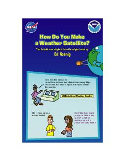 NOAA National Weather Service Im a weather forecaster