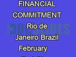 CITY COUNTRY TOURNAMENT DATES SURFACE TOTAL FINANCIAL COMMITMENT Rio de Janeiro Brazil February     Red Clay  STATUS NAT MAIN DRAW SINGLES  ESP R