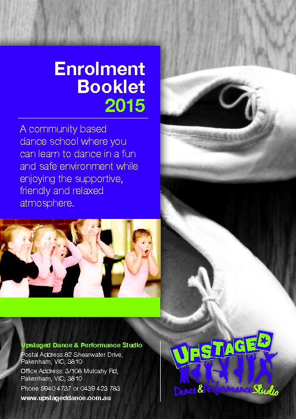 Enrolment 2015dance school where you can learn to dance in a fun and s