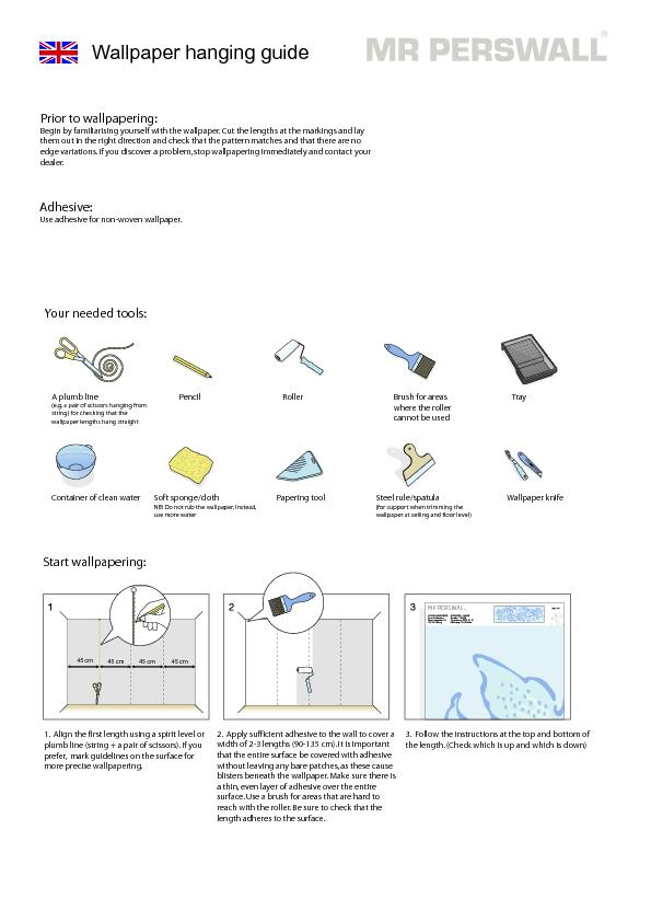 ior to wallpapering PowerPoint PPT Presentation