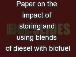 thesis on biofuels Towards a sustainable biofuel trade: an analysis of trade barriers and wto - consistency of certification schemes for biofuels as currently being developed in the eu [view thesis.
