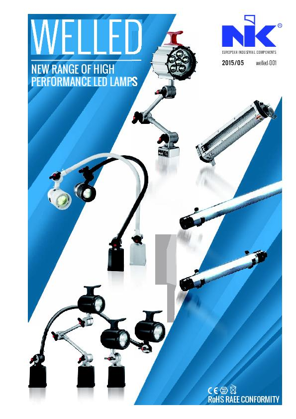 New Range Of Highperformance Led Lamps Pdf Document