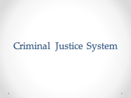 plea bargaining a loophole in the canadian criminal justice system One of the most reliably shocking facts about the american justice system is that 97 percent of criminal convictions are the result of plea bargain neg .