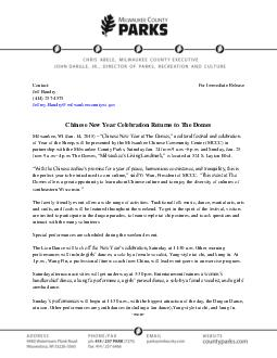 Contact For Immediate Release Jeff Baudry    Jeff rey