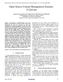 NTERNATIONAL OURNAL OF ULTIDISCIPLINARY CIENCE S AND NGINEERING OL   CT OBER  ISSN   www