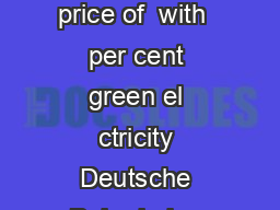 As ecological as possible Travel by Deutsche Bahn to your conference in Mnster at a price of  with  per cent green el ctricity Deutsche Bahn helps you to save money from start to departure Get on and