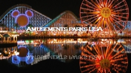 Amusements parks USA