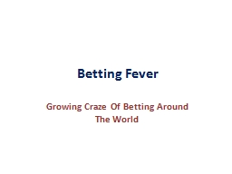 Betting Fever