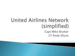 United Airlines Network