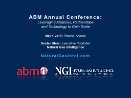 ABM Annual Conference: