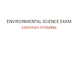 ap environmental science exam essays