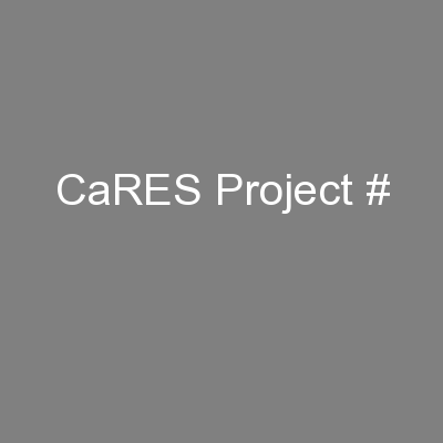 CaRES Project #