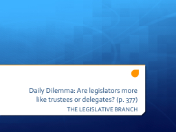 "govt delegate vs trustee Trustee vs delegate: i think burke's preference for the trustee over delegate model is well justified and quite straightforward: ""if government were a."