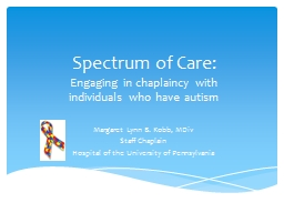 Spectrum of Care: