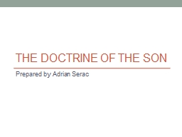 the doctrine of god the father Adam-god doctrine back to mormon quotes index lds scripture: and also with michael, or adam, the father of all, the prince of all, the ancient of days.