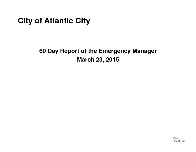 City of Atlantic City
