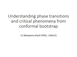 Understanding phase transitions and critical phenomena from