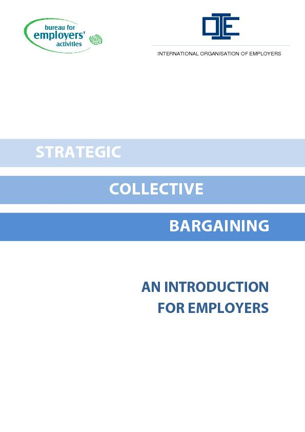 AN INTRODUCTION  FOR EMPLOYERS