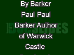 The Perfect Book for Dad The Astonishingly Complete Guide to Fatherhood By Barker Paul Paul Barker Author of Warwick Castle  Goodreads The Perfect Book for Dad The Astonishingly Complete Guide to Fat