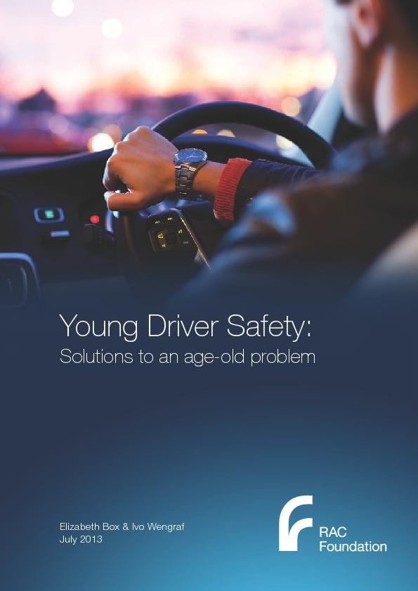 young novice drivers in australia