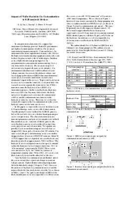 Impact of Wafer Backside Cu Contamination to