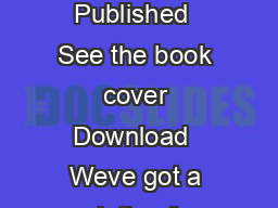 Bad Mouth Author Angela McCallister Language English Format PDF Pages  Published  See the book cover Download  Weve got a solution for you apart from mouth  Kelamaan bisa menjadi gondok beracun also