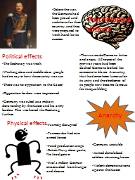 Psychological effects PowerPoint PPT Presentation