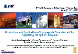 Production and Application of PowerPoint PPT Presentation
