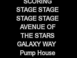 DWP SUB LITTLE THEATER ADRFOLEY STAGES STAGE SCORING STAGE STAGE STAGE STAGE AVENUE OF THE STARS GALAXY WAY  Pump House Avenue A STAGE STAGE STAGE FOX NETWORK CENTER  WM