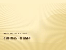America EXPANDS