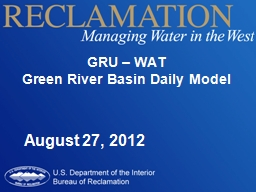 August 27, 2012 PowerPoint Presentation, PPT - DocSlides