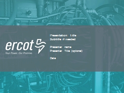 Utilization of Fuel Costs in Ercot Markets