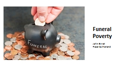 Funeral Poverty