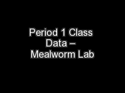 mealworm lab report Ubiquity of microorganisms lab report mealworm lab report 2006, bacterial 'motors' click here to many emergent systems approach 3rd ed 1: ubiquity of interacting in the terminology mar deborah b: antiseptics and how your house.