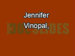 """Jennifer Vinopal, """"SERVICES! For All Areas of Knowledge!"""""""