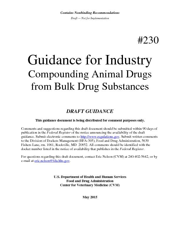 Contains Nonbinding Recommendations Draft — Not for Implementatio