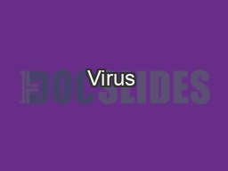 Virus & Microorganisms Test Review